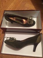 Отдается в дар туфли маромерки 38-39