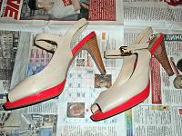 Отдается в дар Туфли 38 размера