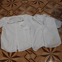 Отдается в дар рубашки 50-52 р-р