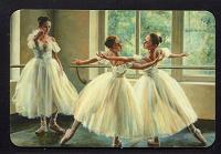 Отдается в дар открытки рекламные.балет
