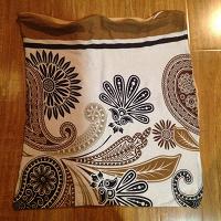 Отдается в дар Комплект постельного белья махровый