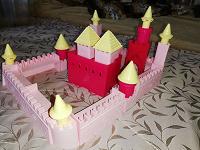 Отдается в дар Конструктор «Замок»