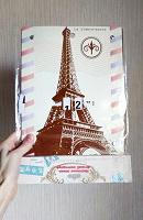 Отдается в дар Календарь «Paris, je t'aime»