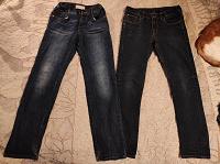 Отдается в дар Две пары джинс на мальчика