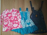 Отдается в дар Пакет одежды для девочки 3-4 года