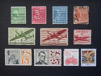 Отдается в дар Почтовые марки США