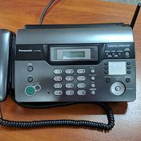 Отдается в дар Факс Panasonic KX-FC962