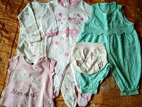 Отдается в дар Одежда для малышки