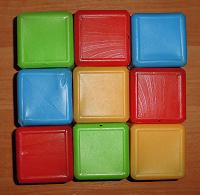 Отдается в дар Набор кубиков