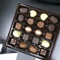 Отдается в дар Бельгийский шоколад