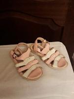 Отдается в дар Детская обувь, для девочек