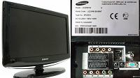 "Отдается в дар Телевизор 23"" Samsung LE23R81B ТВ-приемник 23"" ЖК телевизор/монитор Samsung"