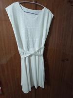Отдается в дар Платье белое 44-46