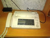 Отдается в дар Телефон-факс-копир Panasonic