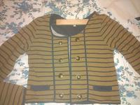 Отдается в дар Укороченный летний пиджак