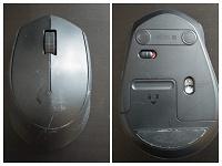 Отдается в дар Мышь беспроводная Logitec M280