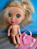Отдается в дар Маленькая куколка