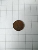 Отдается в дар 1 цент Нидерланды