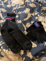Отдается в дар Носки, перчатки детские