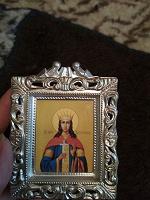 Отдается в дар Иконка «Св. Екатерина»