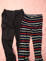 Отдается в дар Теплые штаны