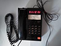 Отдается в дар Стационарный телефон.