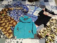 Отдается в дар Детская одежда 74 — 80 см.