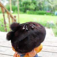 Отдается в дар Зимние женские головные уборы