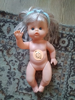 Отдается в дар Кукла Алина