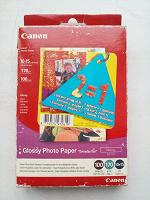 Отдается в дар Фотобумага 10х15 для струйного принтера
