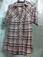Отдается в дар Рубашка, 42-44 рос.