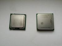 Отдается в дар Процессоры старые