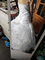 Отдается в дар Свадебное платье 44-46