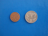 Отдается в дар Монеты: Австралия, Кипр, Ю.Корея