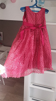 Отдается в дар платье на девочку праздничное примерно на 3-4 года