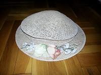 Отдается в дар Плетёная шляпа