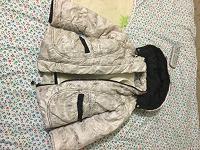 Отдается в дар Зимняя куртка девочке