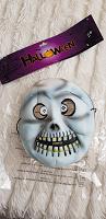Отдается в дар маска на хеллоуин