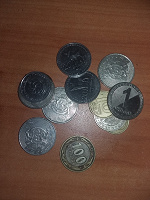 Отдается в дар монеты грузии