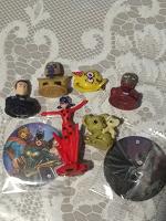 Отдается в дар Детские мелкие игрушки