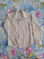 Отдается в дар Рубашка на мальчика р.128