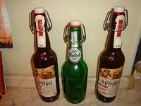 Отдается в дар Бутылки