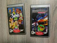 Отдается в дар Игровые диски для PSP
