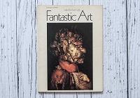 Отдается в дар Книга Fantastic Art by David Larkin 1973г