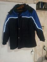 Отдается в дар Зимняя мужская куртка р58-60