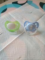 Отдается в дар Соски для малыша от 0-6месяцев.