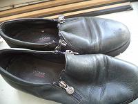 Отдается в дар Туфли женские кожаные р.36