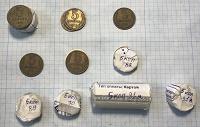 Отдается в дар Монеты 5 копеек СССР 61-93