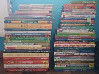 Отдается в дар библиотека для дошкольника