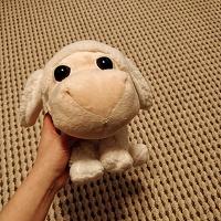 Отдается в дар Игрушка овечка